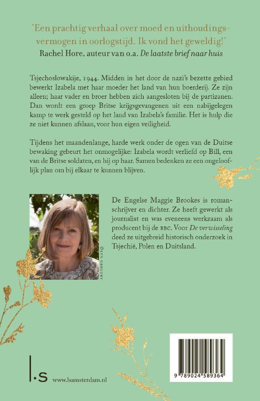 Maggie Brookes,De verwisseling