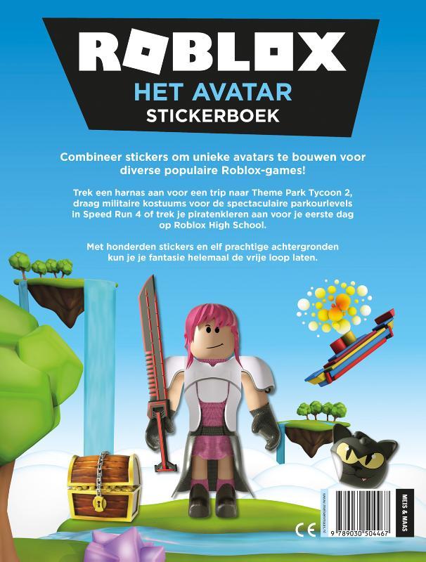 Craig Jelly,Het Avatar stickerboek
