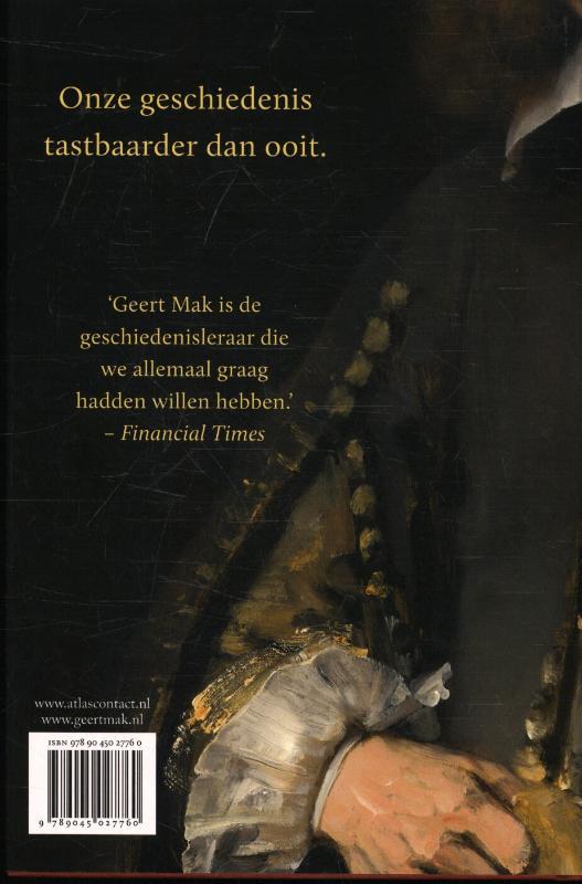Geert Mak,De levens van Jan Six