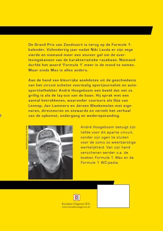 André Hoogeboom,Zandvoort