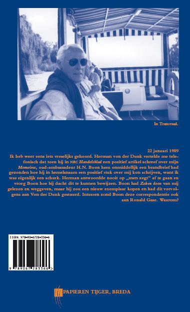 Willem Oltmans,Memoires 1989-A