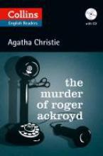 Christie, Agatha Collins The Murder of Roger Ackroyd (ELT Reader)