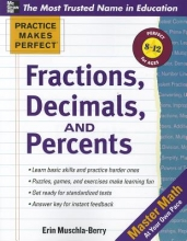 Muschla, Erin Fractions, Decimals, and Percents