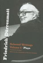 Durrenmatt, Friedrich Friedrich Durrenmatt