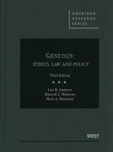 Andrews, Lori B. Genetics