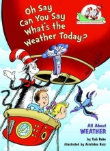 Rabe, Tish Oh Say Can You Say, What`s the Weather Today?