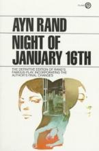 Rand, Ayn The Night of January 16th