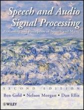 Gold, Ben Speech and Audio Signal Processing