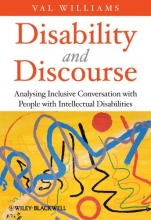 Val Williams Disability and Discourse
