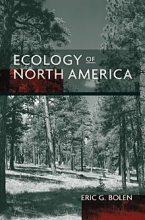 Eric G. Bolen Ecology of North America