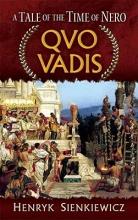 Sienkiewicz, Henryk Quo Vadis