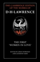 Lawrence, D. H. The First `Women in Love`