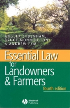Sydenham, A. Essential Law for Landowners and Farmers