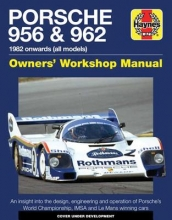 Ian Wagstaff Porsche 956 And 962 Owners` Workshop Manual