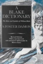 Damon, S. Foster A Blake Dictionary: General Index