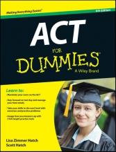 Hatch, Lisa Zimmer,   Hatch, Scott A. ACT for Dummies