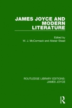 James Joyce and Modern Literature