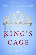 Aveyard, Victoria Aveyard*Red Queen 3. King`s Cage