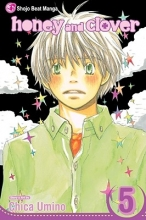 Umino, Chica Honey and Clover 5