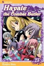 Hata, Kenjiro Hayate the Combat Butler, Volume 23