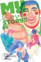 Kawahara, Kazune My Love Story!! 3