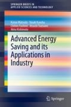 Matsuda, Kazuo Advanced Energy Saving and its Applications in Industry