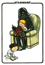 Brown, Jeffrey Star Wars Darth Vader and Son Journal