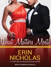 Nicholas, Erin What Matters Most