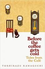 Geoffrey Trousselot Toshikazu Kawaguchi, Tales from the Cafe
