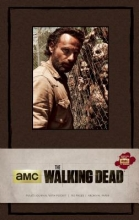 Amc The Walking Dead Hardcover Ruled Journal - Rick Grimes