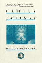 Ginzburg, Natalia Family Sayings