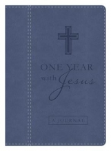 Davey, James A. One Year with Jesus Journal