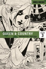 Rucka, Greg Queen & Country the Definitive Edition 3