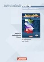 Mathematik interaktiv 6. Schuljahr. Ausgabe Hessen. Arbeitsheft Extra. Mit einfachem Zahlenmaterial