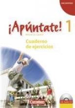 ¡Apúntate! - Ausgabe 2008 - Band 1 - Cuaderno de ejercicios mit Audio online