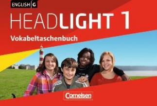 Raspe, Ingrid,   Tröger, Uwe,   Biederstädt, Wolfgang English G Headlight 01: 5. Schuljahr. Vokabeltaschenbuch
