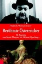 Weissensteiner, Friedrich Berühmte Österreicher