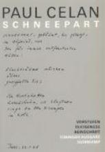 Celan, Paul Schneepart