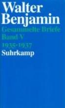 Benjamin, Walter Briefe 1935 - 1937