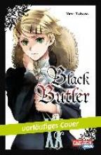 Toboso, Yana Black Butler 20
