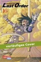 Kishiro, Yukito Battle Angel Alita - Last Order 16