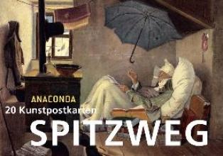 Postkartenbuch Carl Spitzweg