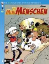 Seron, Pierre Die Minimenschen Maxiausgabe 10