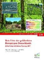 Fink, Peter,   Heinze, Stefanie,   Raths, Ulrike,   Riecken, Uwe Rote Liste der gefährdeten Biotoptypen Deutschlands