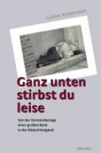 Armenreich, Günter Ganz unten stirbst du leise