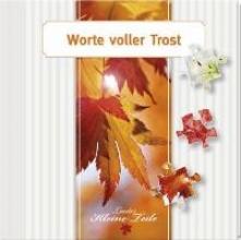 Geschenkbuch - Worte voller Trost - (11 x 11,5)