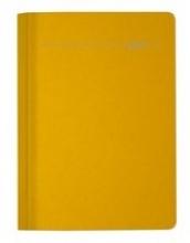 Buchkalender Silk Line Amber 2018 - Bürokalender A5