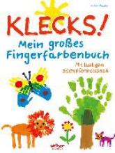 Pautner, Norbert Klecks! Mein großes Fingerfarbenbuch