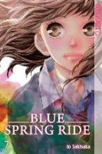 Sakisaka, Io Blue Spring Ride 07