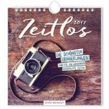 Zeitlos 2017. Postkartenkalender